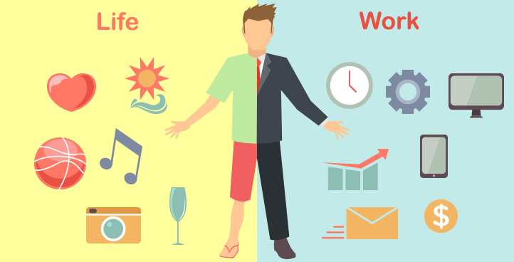 Searching for the elusive work/life balance? Here are 4 ways to achieve this!